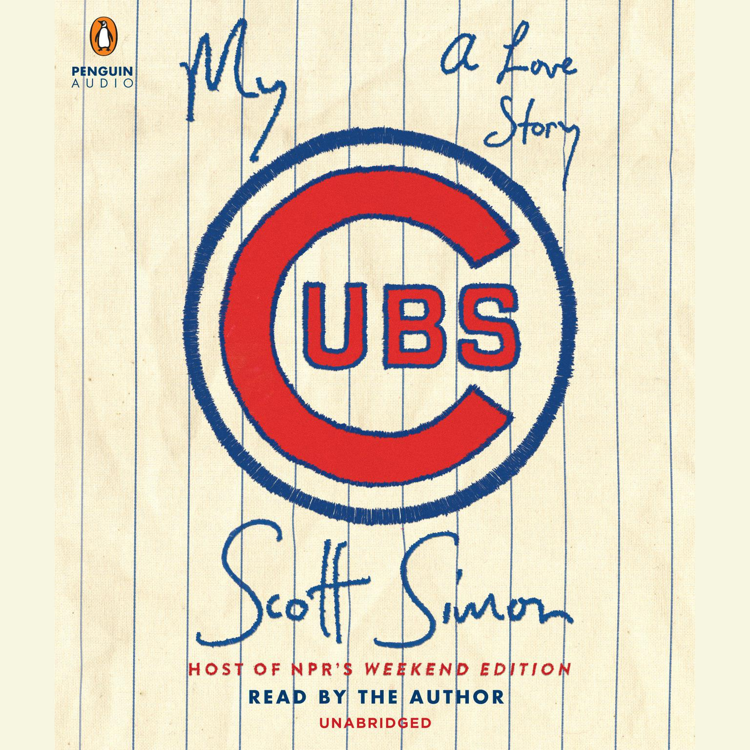 Printable My Cubs: A Love Story Audiobook Cover Art