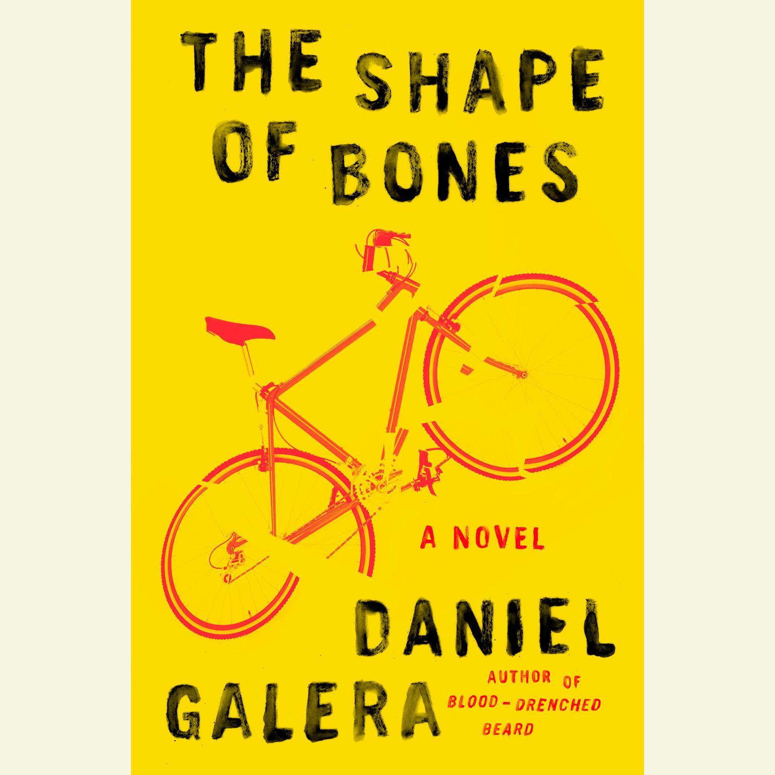 Printable The Shape of Bones: A Novel Audiobook Cover Art