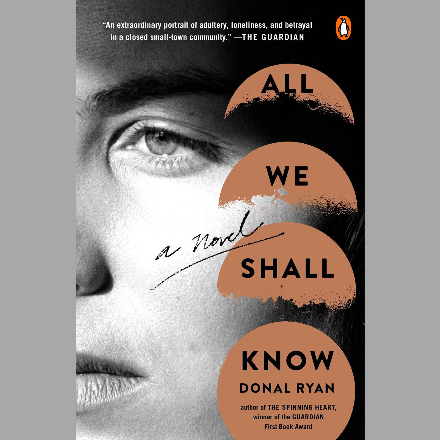 Printable All We Shall Know: A Novel Audiobook Cover Art
