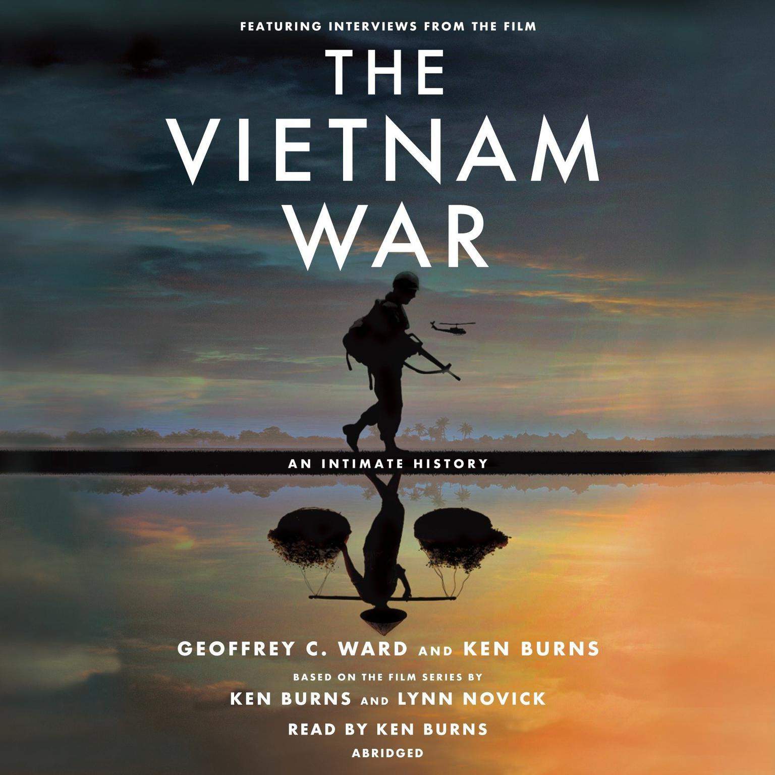 Printable The Vietnam War (Abridged): An Intimate History Audiobook Cover Art