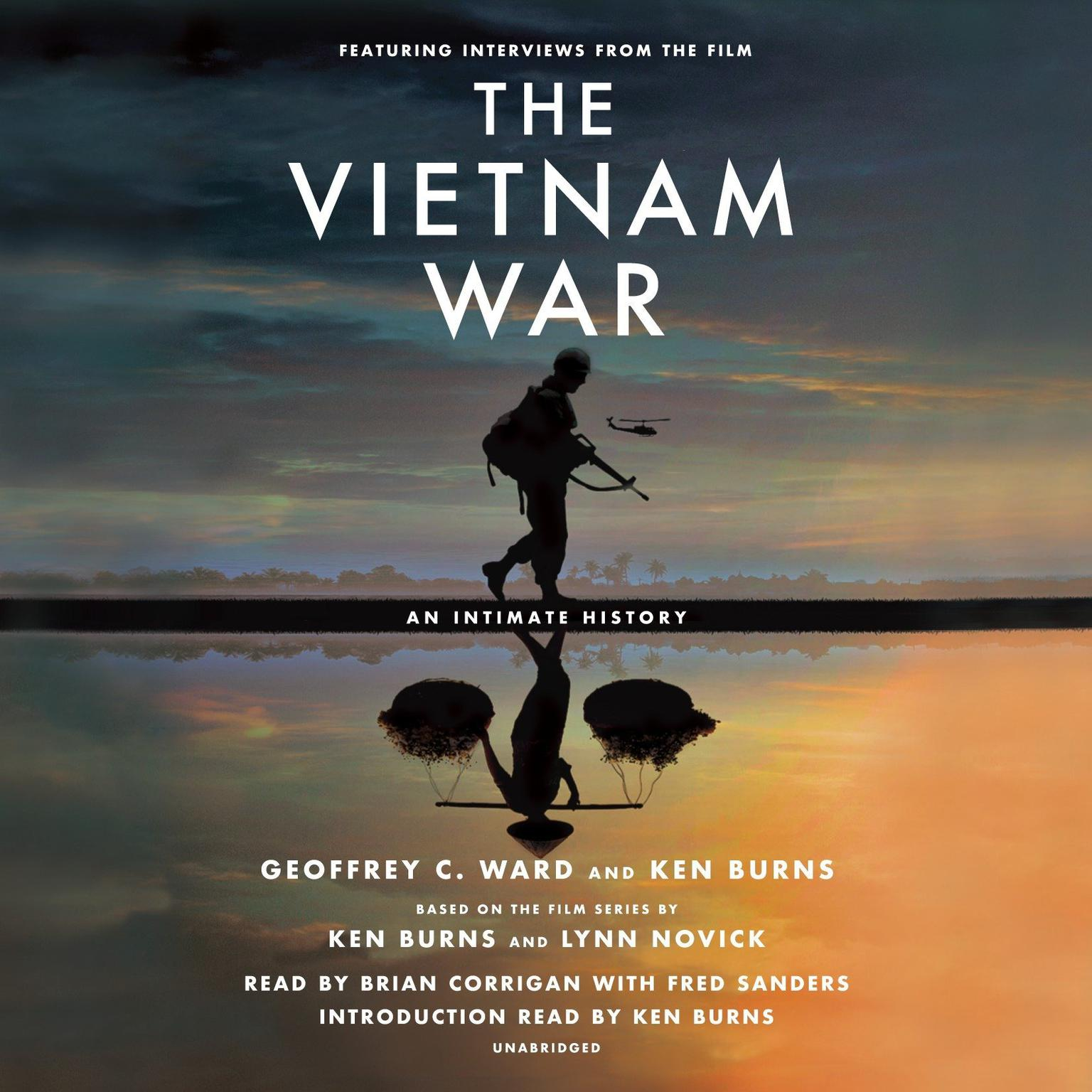 Printable The Vietnam War: An Intimate History Audiobook Cover Art