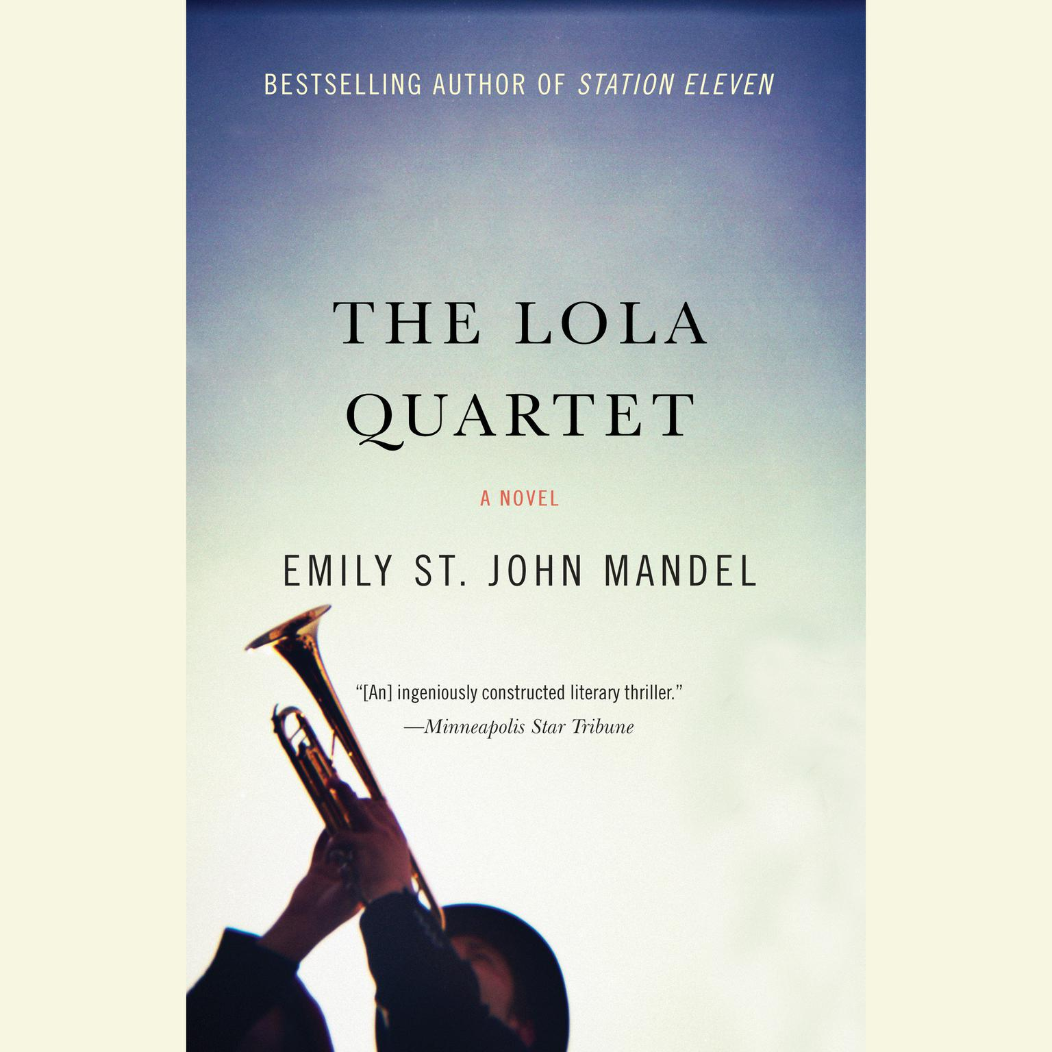 Printable The Lola Quartet Audiobook Cover Art