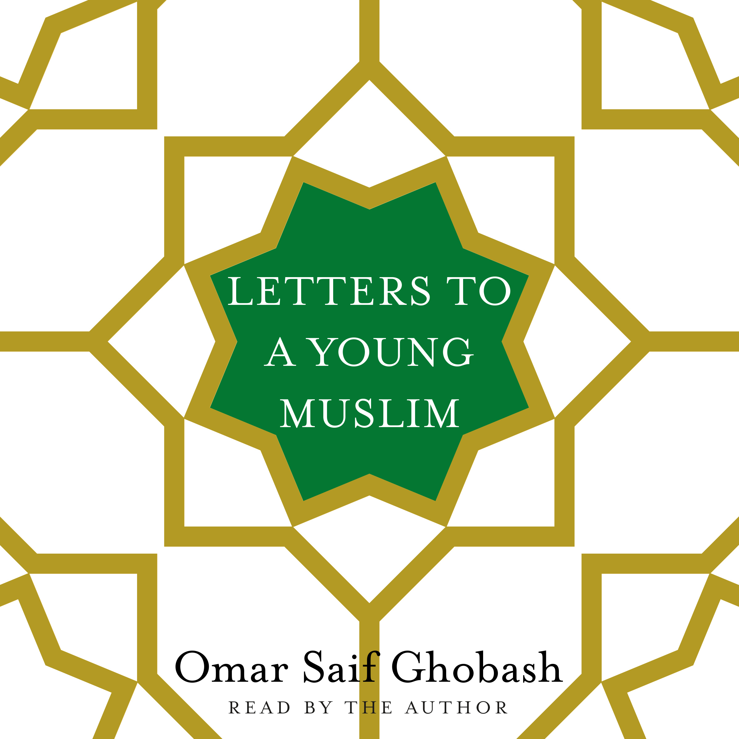 Printable Letters to a Young Muslim Audiobook Cover Art