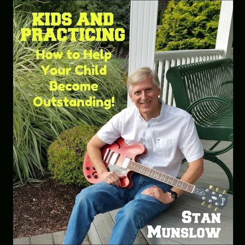 Printable Kids and Practicing: How to Help Your Child Become Outstanding Audiobook Cover Art