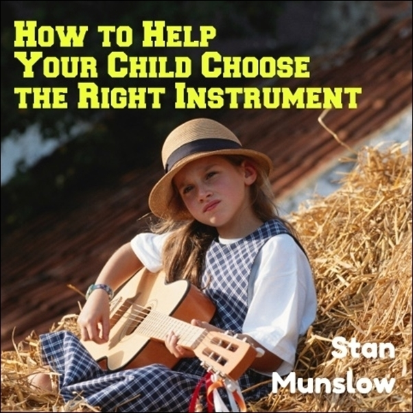 Printable How To Help Your Child Choose The Right Instrument Audiobook Cover Art