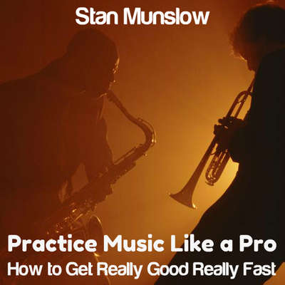 Practice Music Like A Pro: How to Get Really Good Really Fast Audiobook, by Stan Munslow
