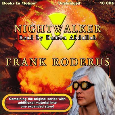 Nightwalker Audiobook, by Frank Roderus