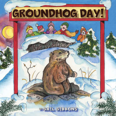 Groundhog Day!: Shadow or No Shadow Audiobook, by Gail Gibbons