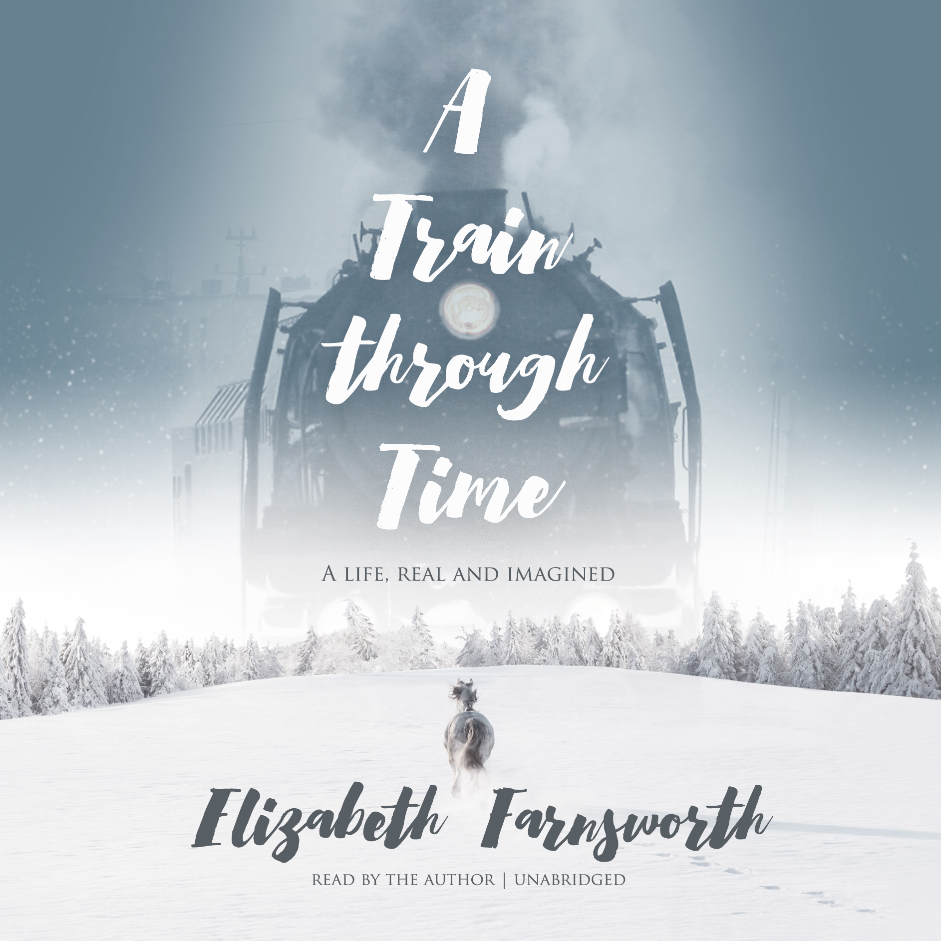 Printable A Train through Time: A Life, Real and Imagined Audiobook Cover Art