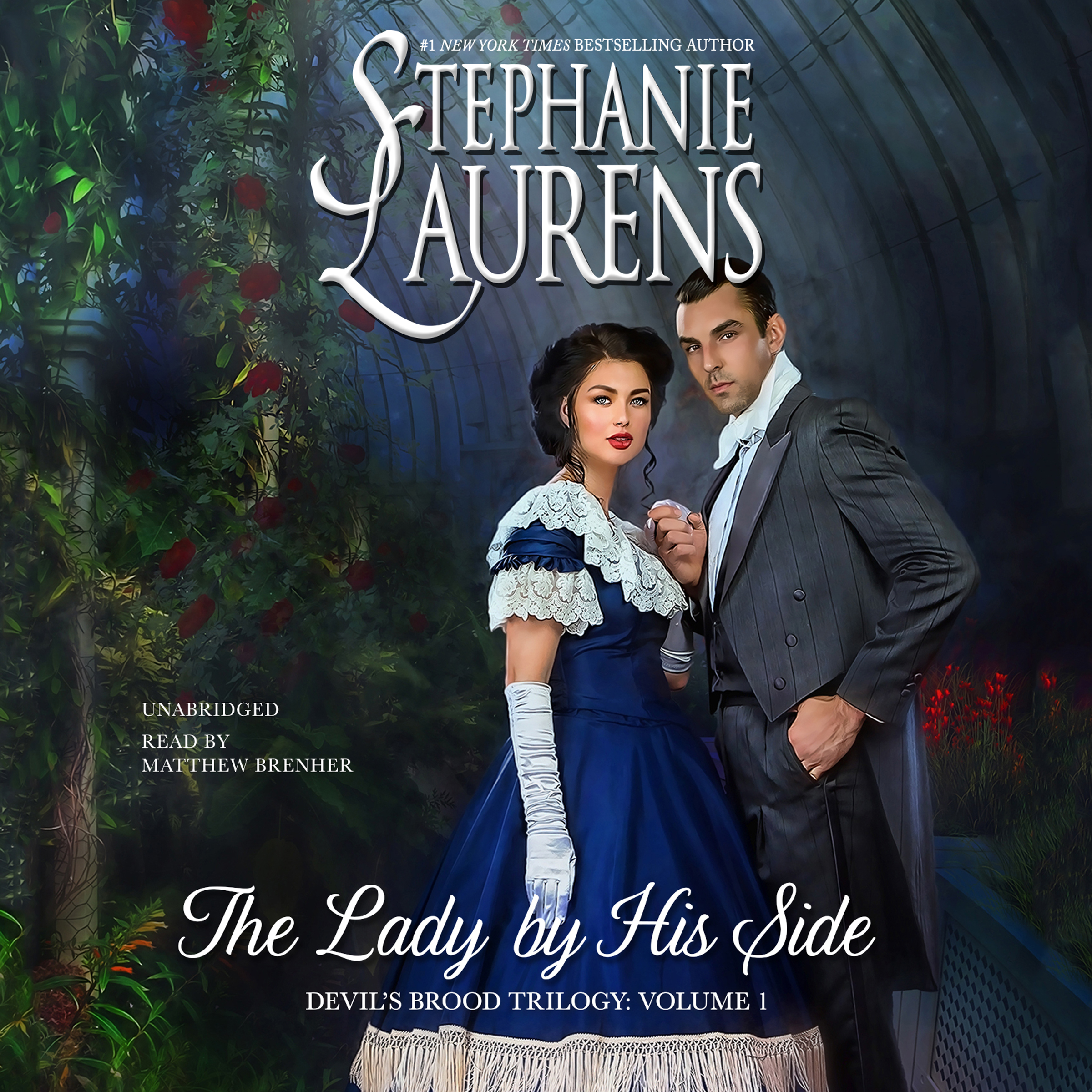 Printable The Lady by His Side Audiobook Cover Art
