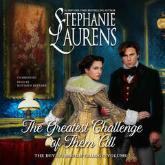 The Greatest Challenge of Them All Audiobook, by Stephanie Laurens