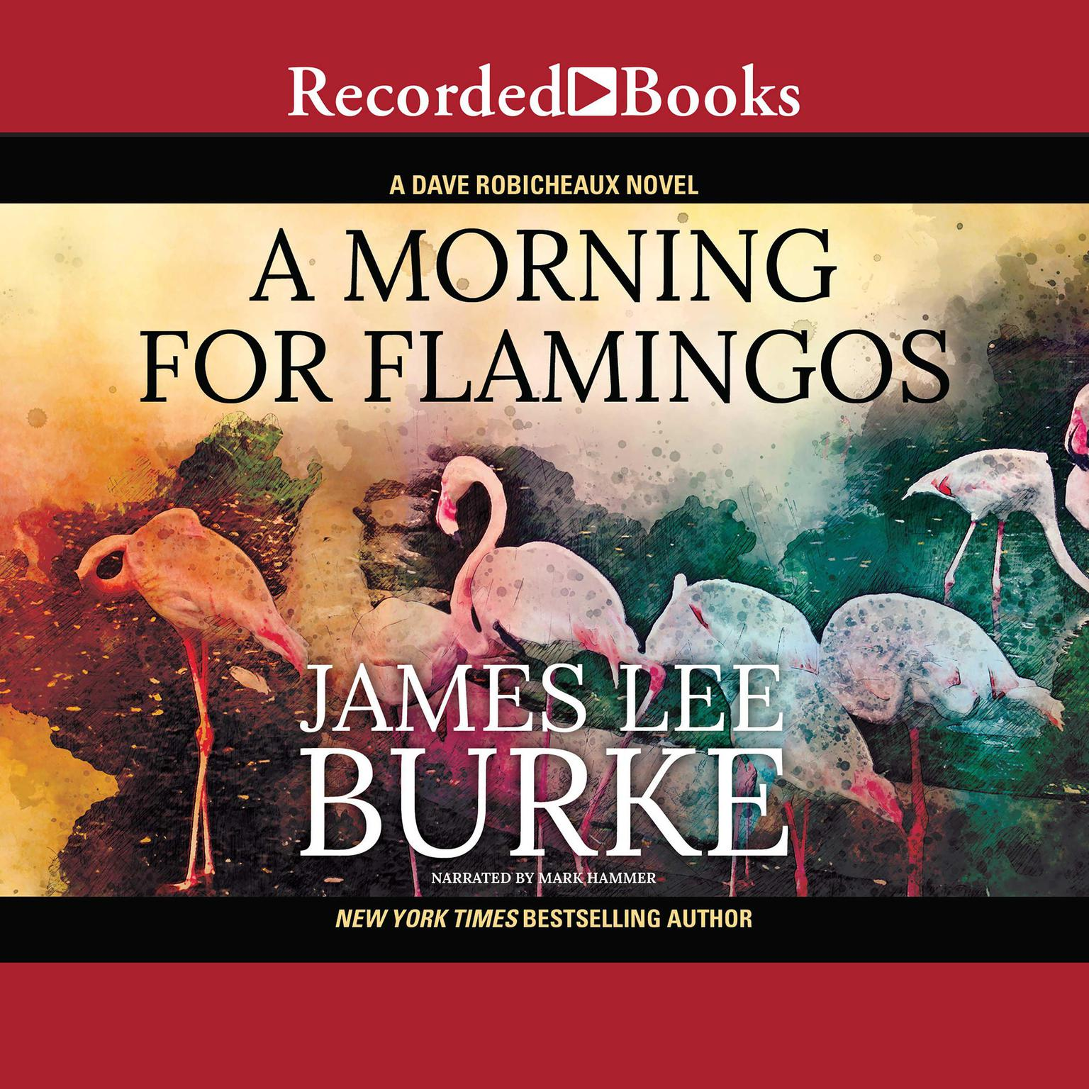 Printable A Morning for Flamingos Audiobook Cover Art