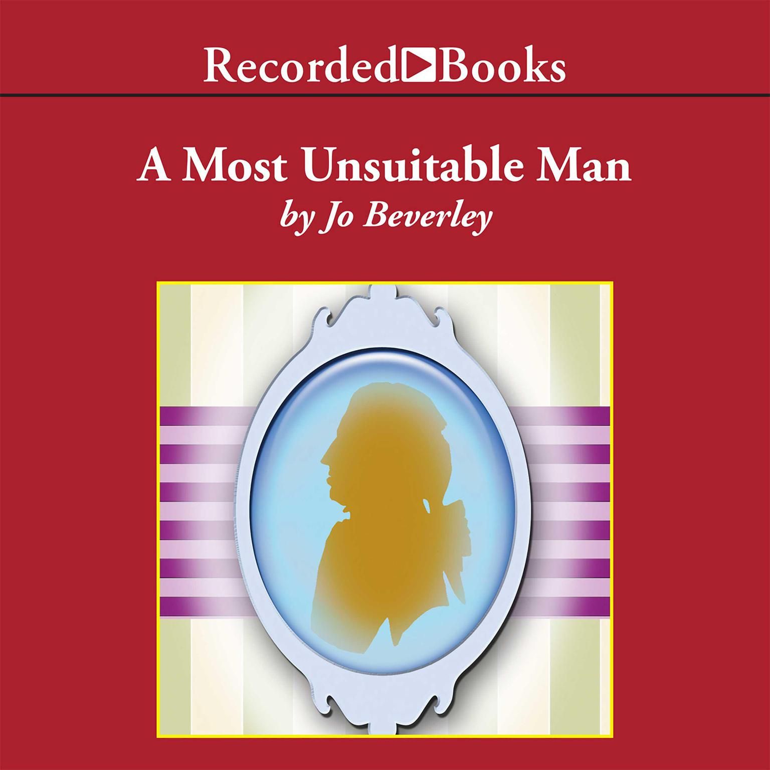 Printable Most Unsuitable Man Audiobook Cover Art