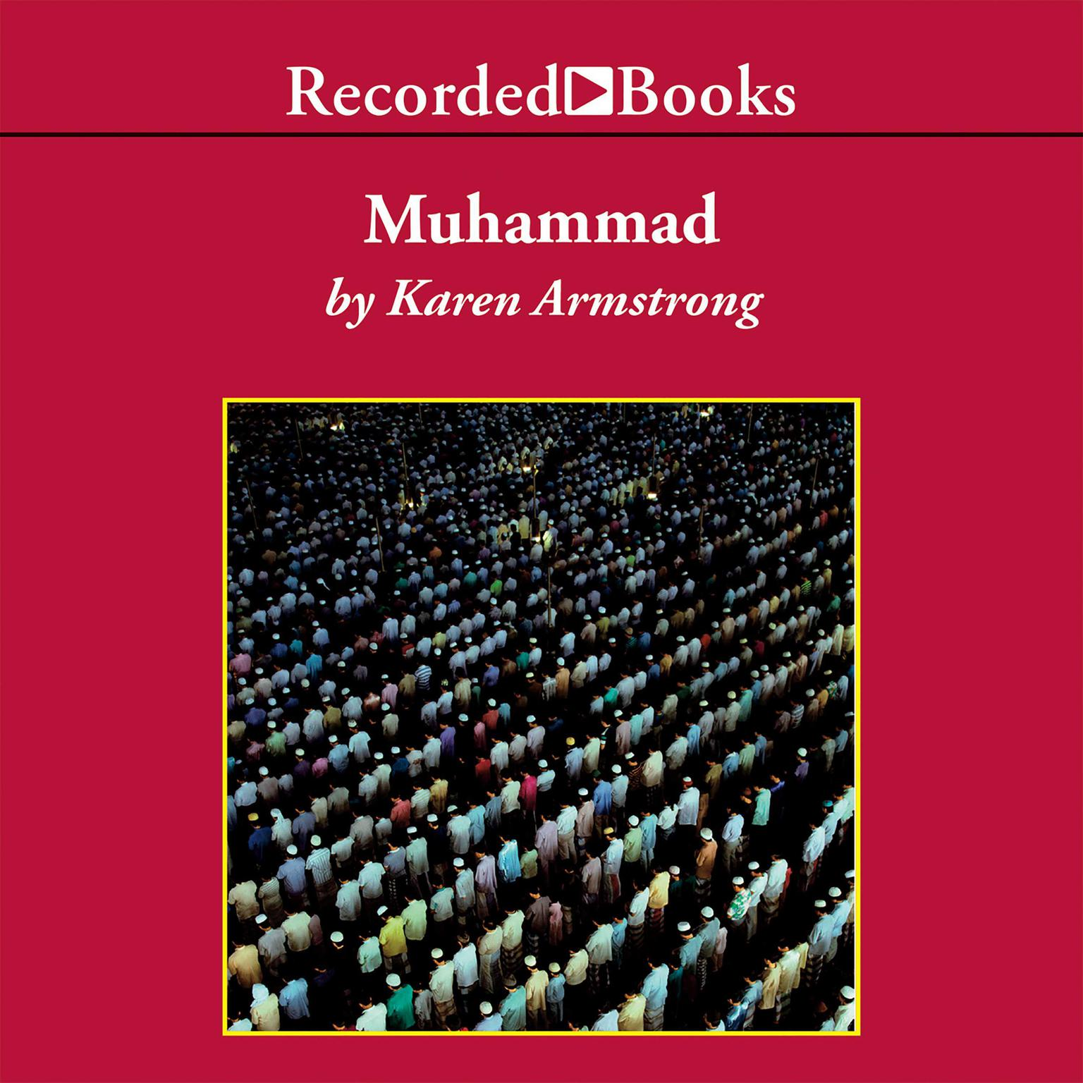 Printable Muhammad: A Prophet for Our Time Audiobook Cover Art