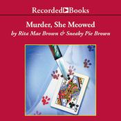 Murder, She Meowed Audiobook, by Rita Mae Brown