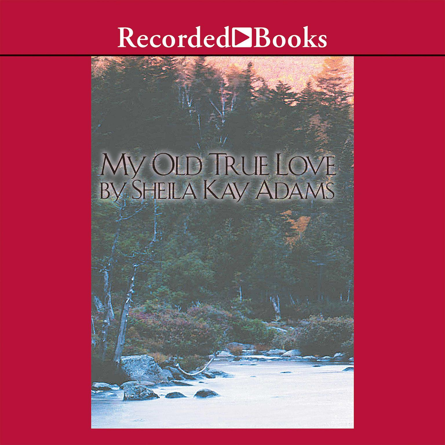Printable My Old True Love Audiobook Cover Art
