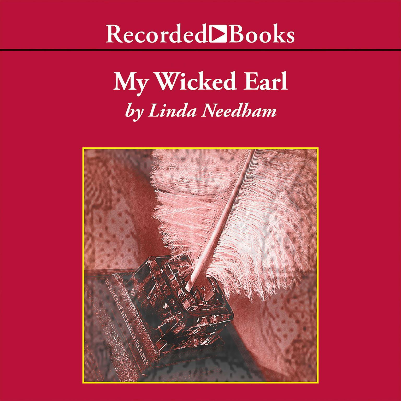Printable My Wicked Earl Audiobook Cover Art
