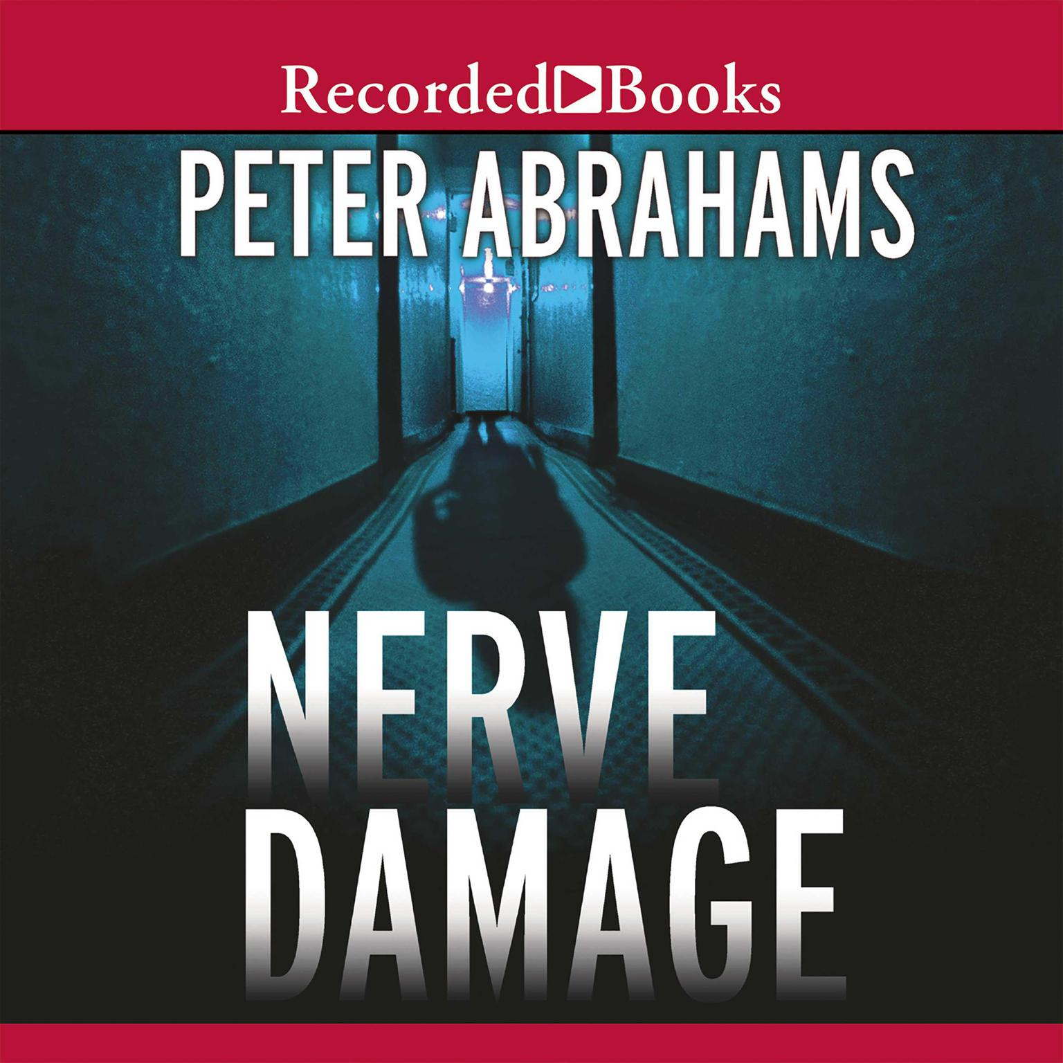 Printable Nerve Damage Audiobook Cover Art