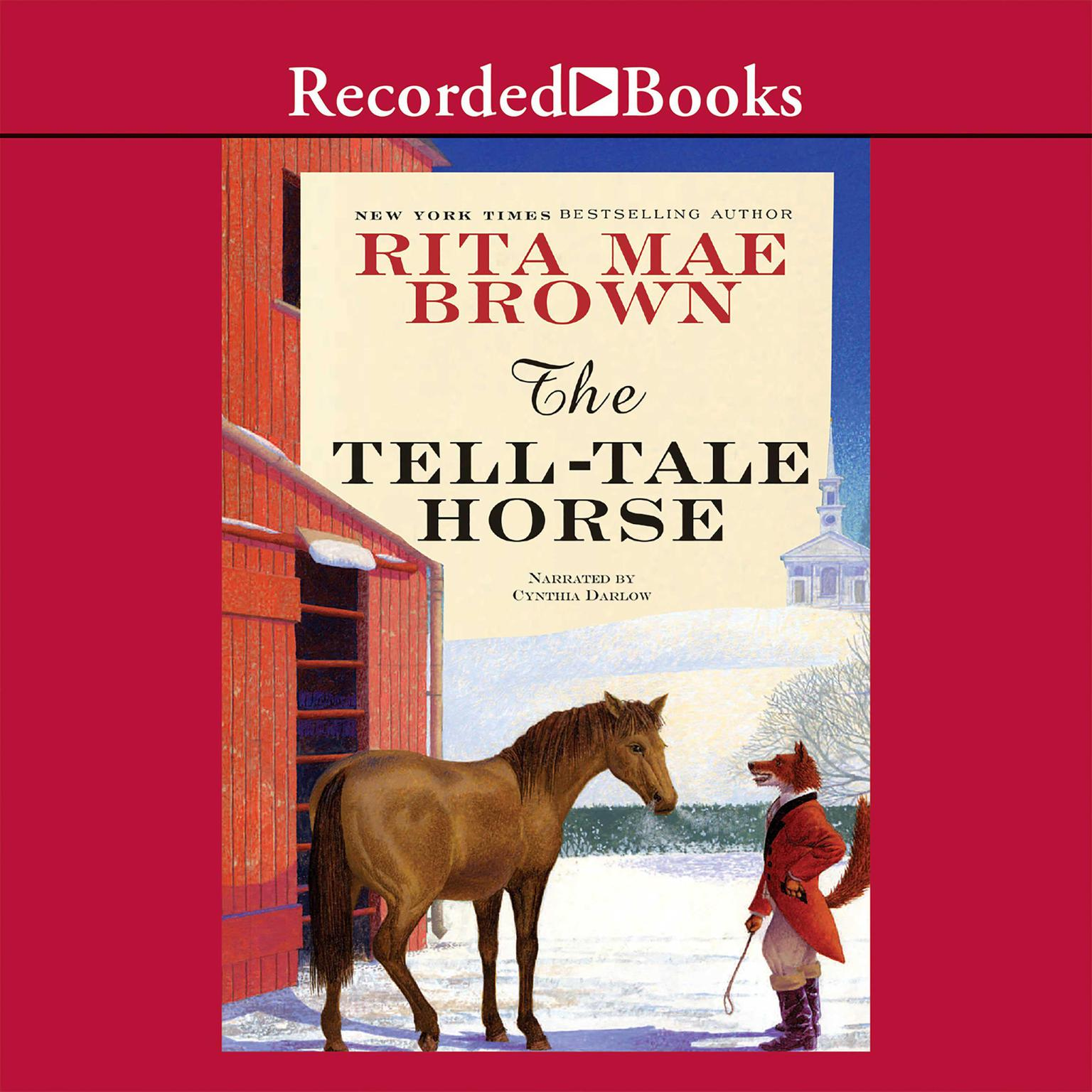 Printable The Tell-Tale Horse Audiobook Cover Art