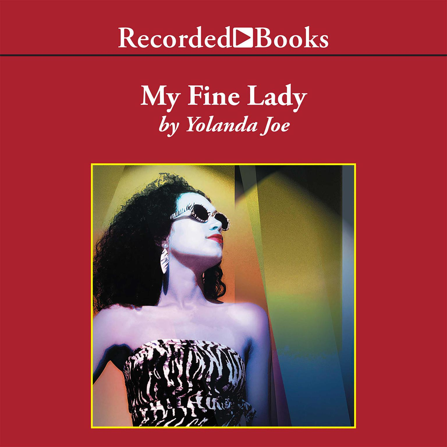 Printable My Fine Lady Audiobook Cover Art