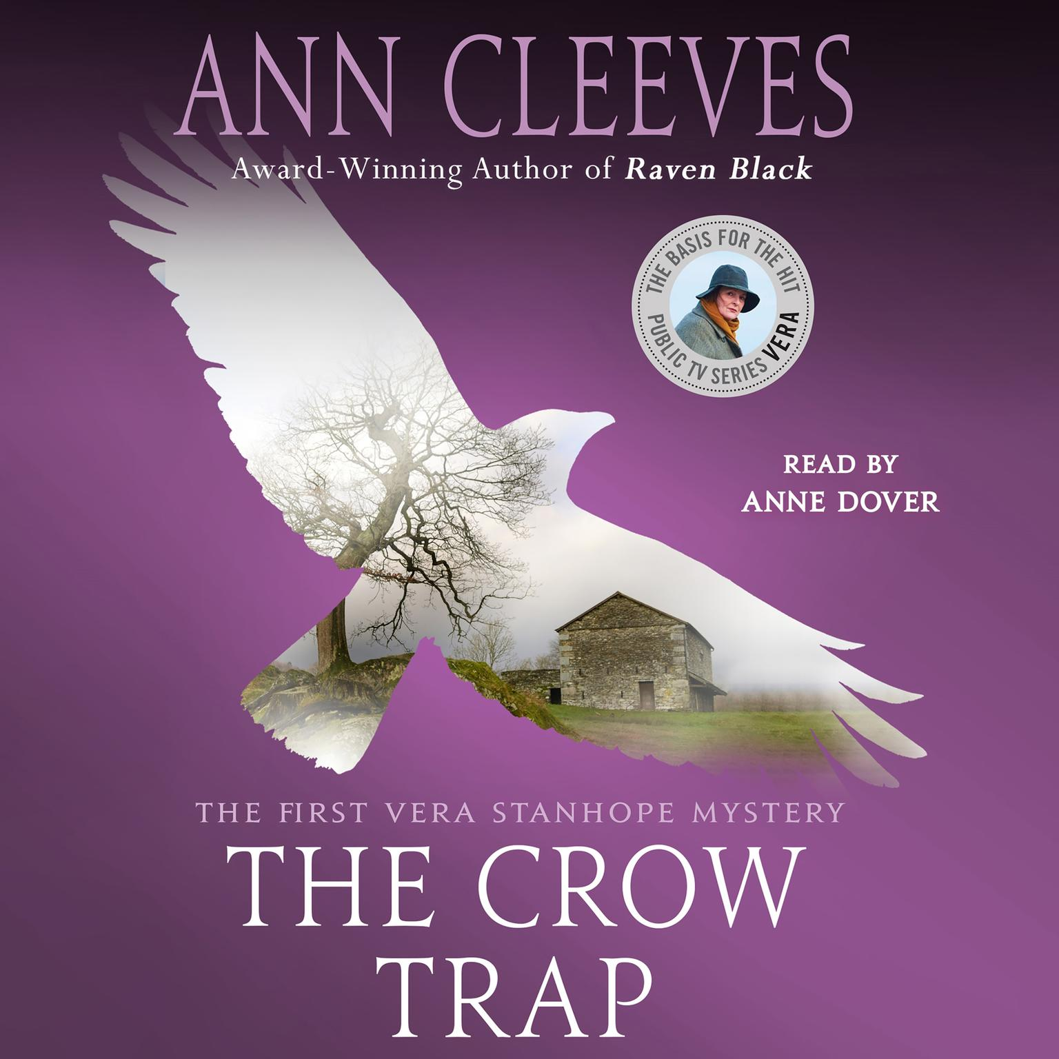Printable The Crow Trap: The First Vera Stanhope Mystery Audiobook Cover Art