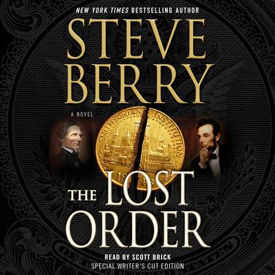 The Lost Order: A Novel Audiobook, by Steve Berry