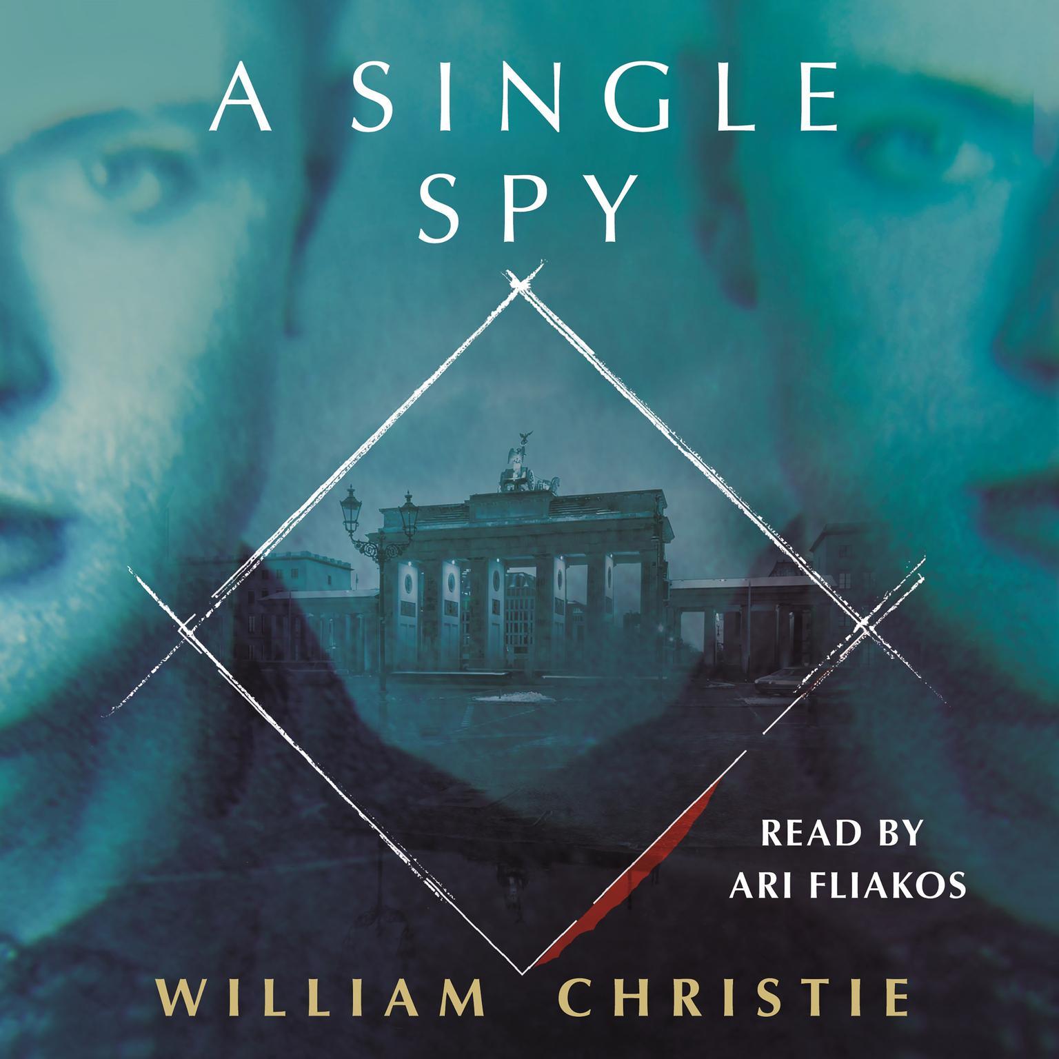 Printable A Single Spy Audiobook Cover Art