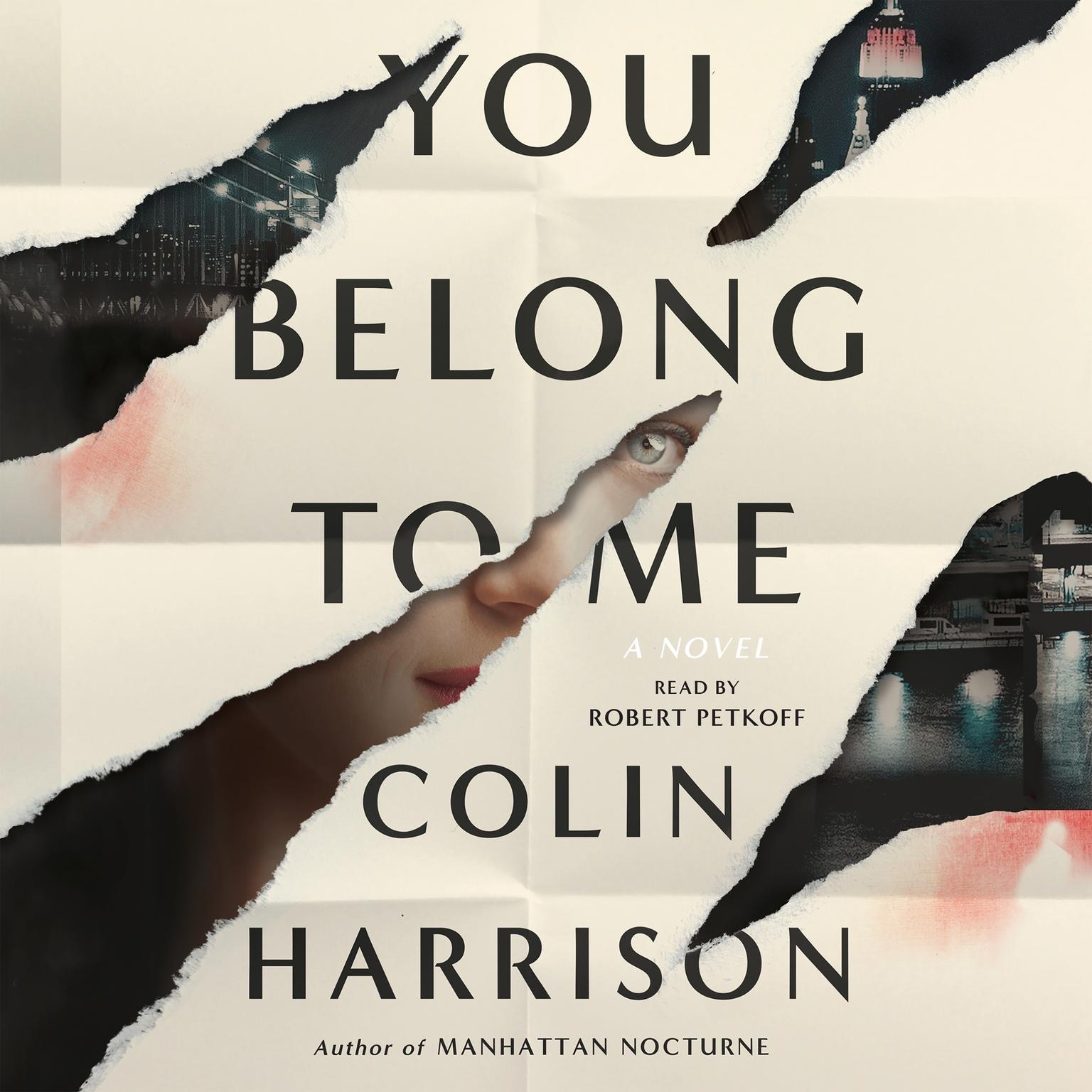 Printable You Belong to Me: A Novel Audiobook Cover Art