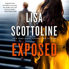 Exposed: A Rosato & DiNunzio Novel Audiobook, by Lisa Scottoline