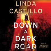 Down a Dark Road: A Kate Burkholder Novel Audiobook, by Linda Castillo