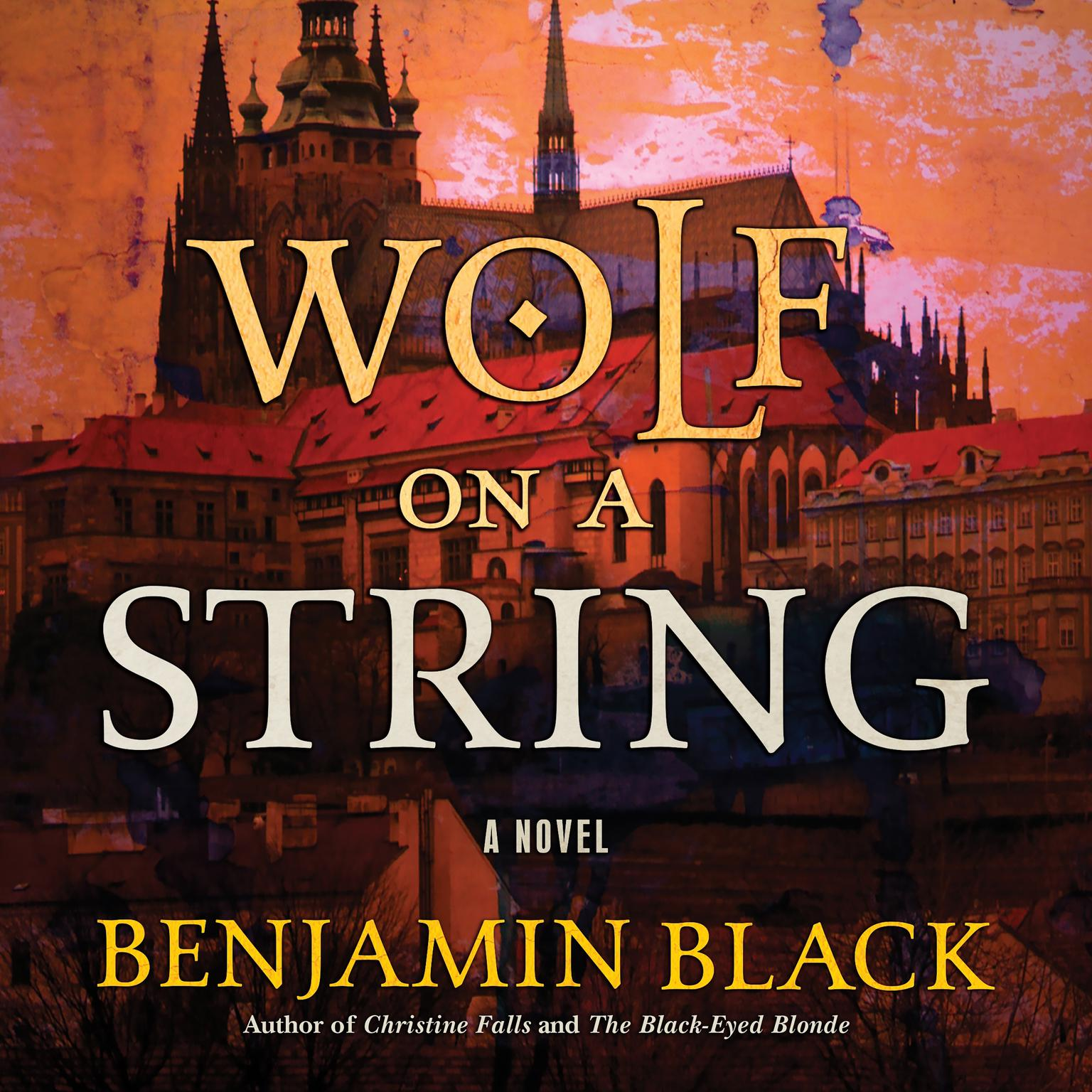 Printable Wolf on a String: A Novel Audiobook Cover Art
