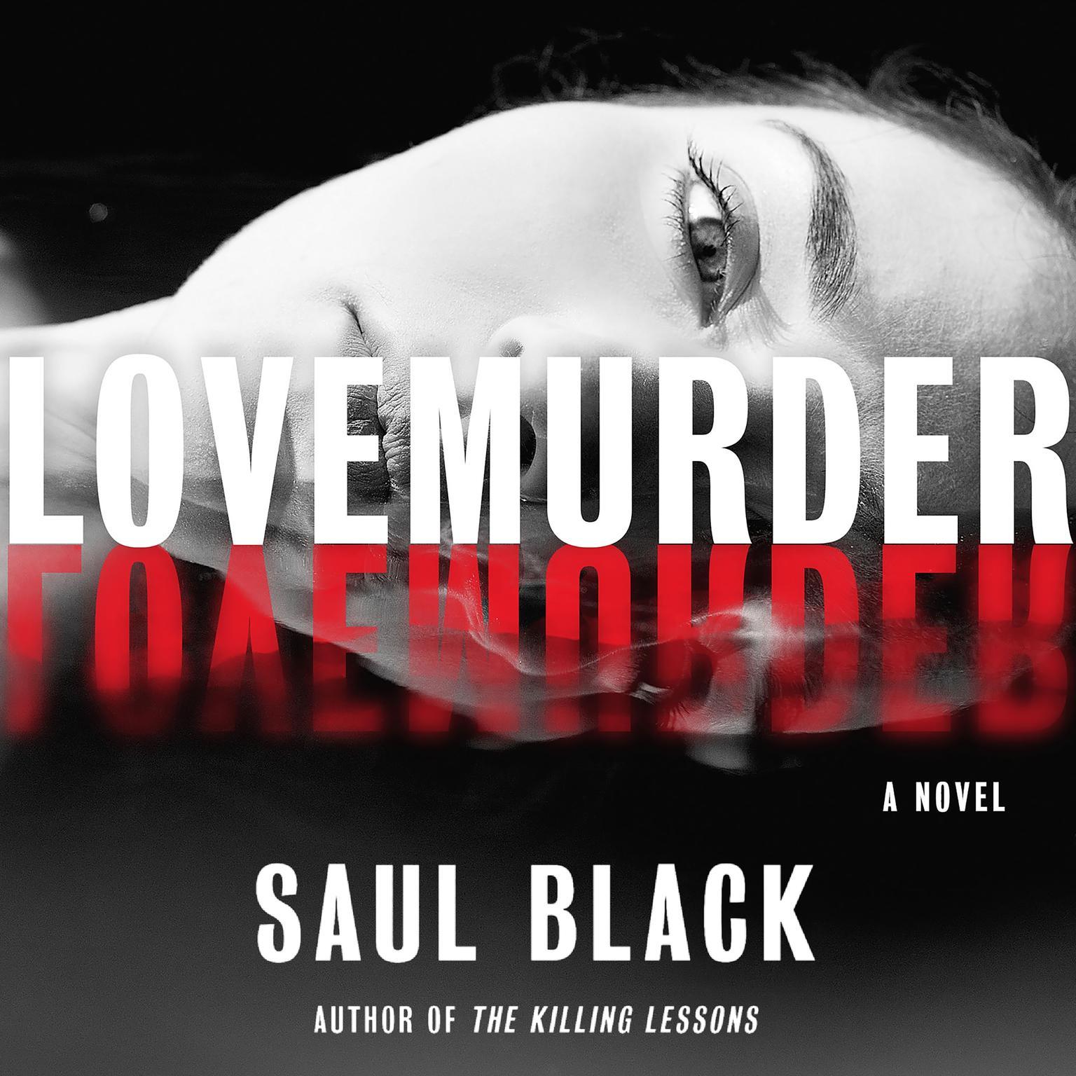 Printable LoveMurder: A Novel Audiobook Cover Art