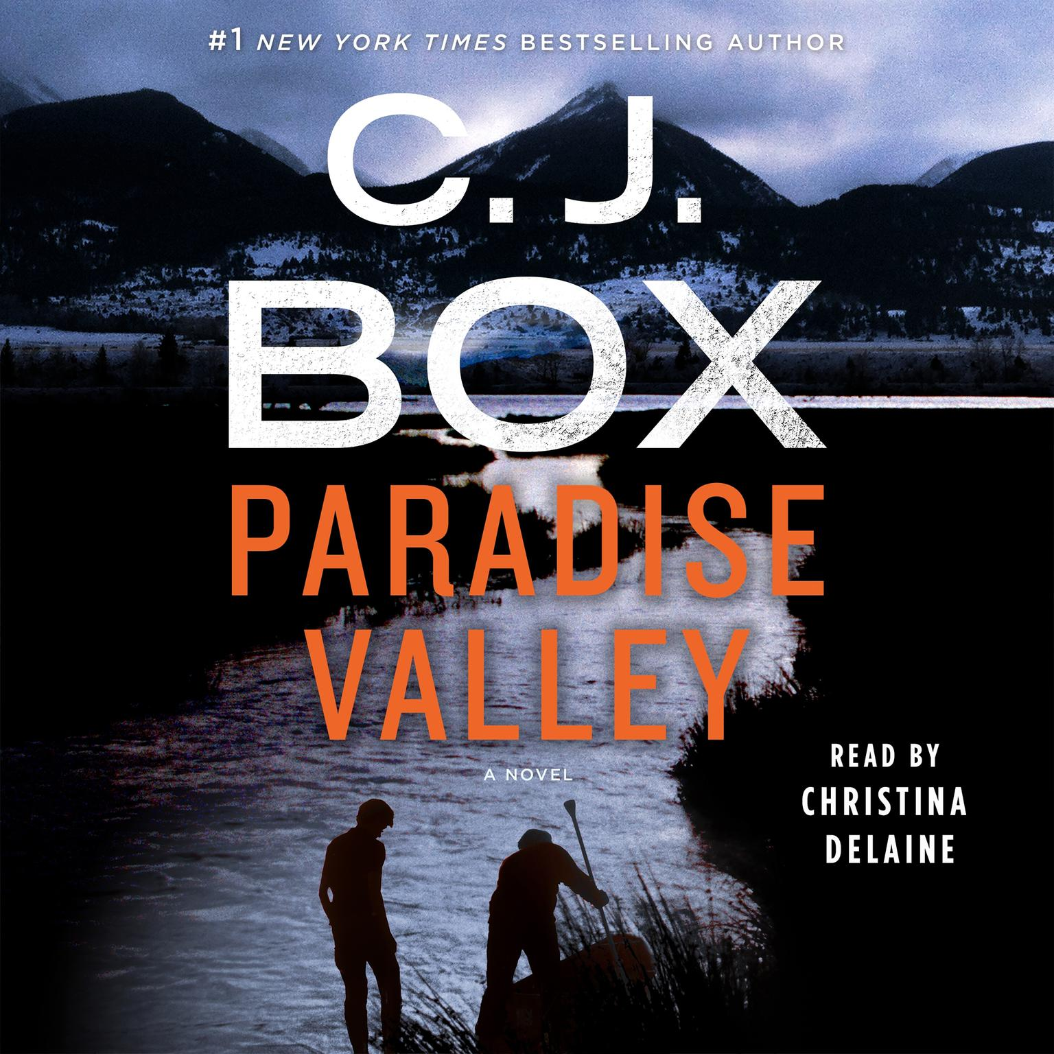 Printable Paradise Valley: A Highway Novel Audiobook Cover Art