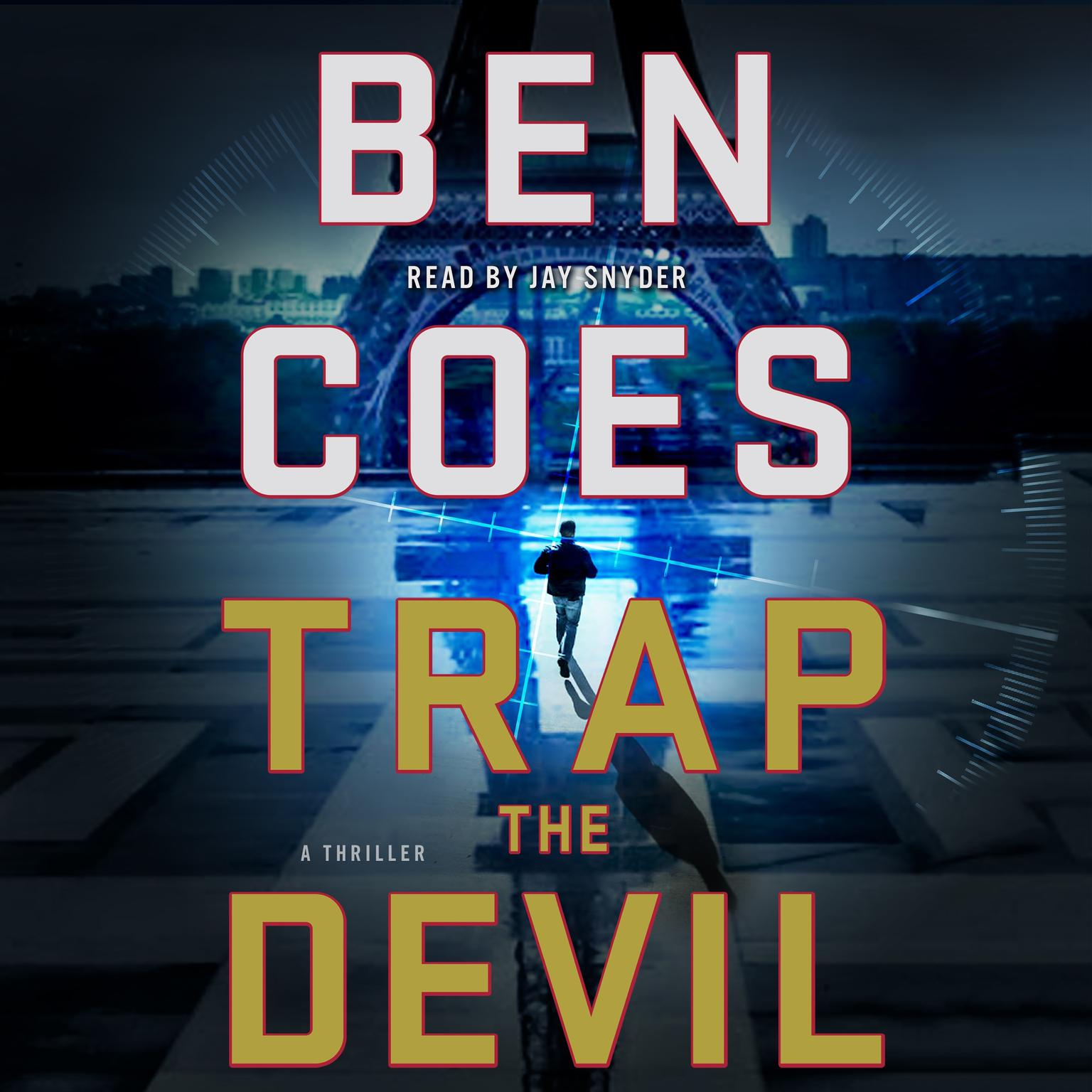 Printable Trap the Devil: A Thriller Audiobook Cover Art