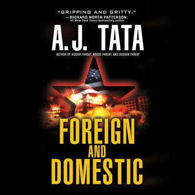 Foreign and Domestic Audiobook, by A. J. Tata