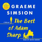 The Best of Adam Sharp: A Novel Audiobook, by Graeme Simsion