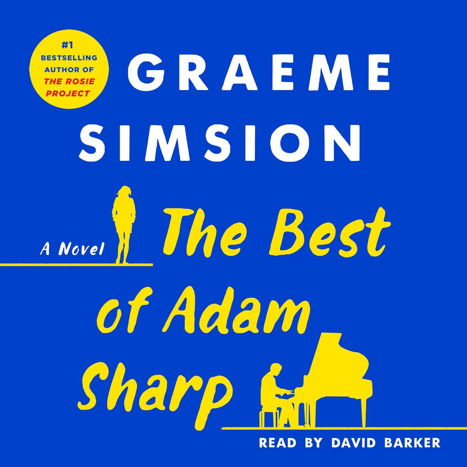 Printable The Best of Adam Sharp: A Novel Audiobook Cover Art
