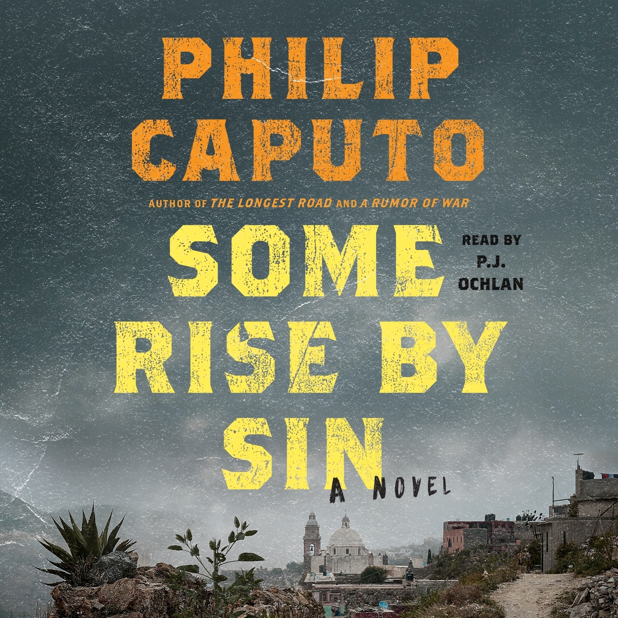 Printable Some Rise by Sin: A Novel Audiobook Cover Art
