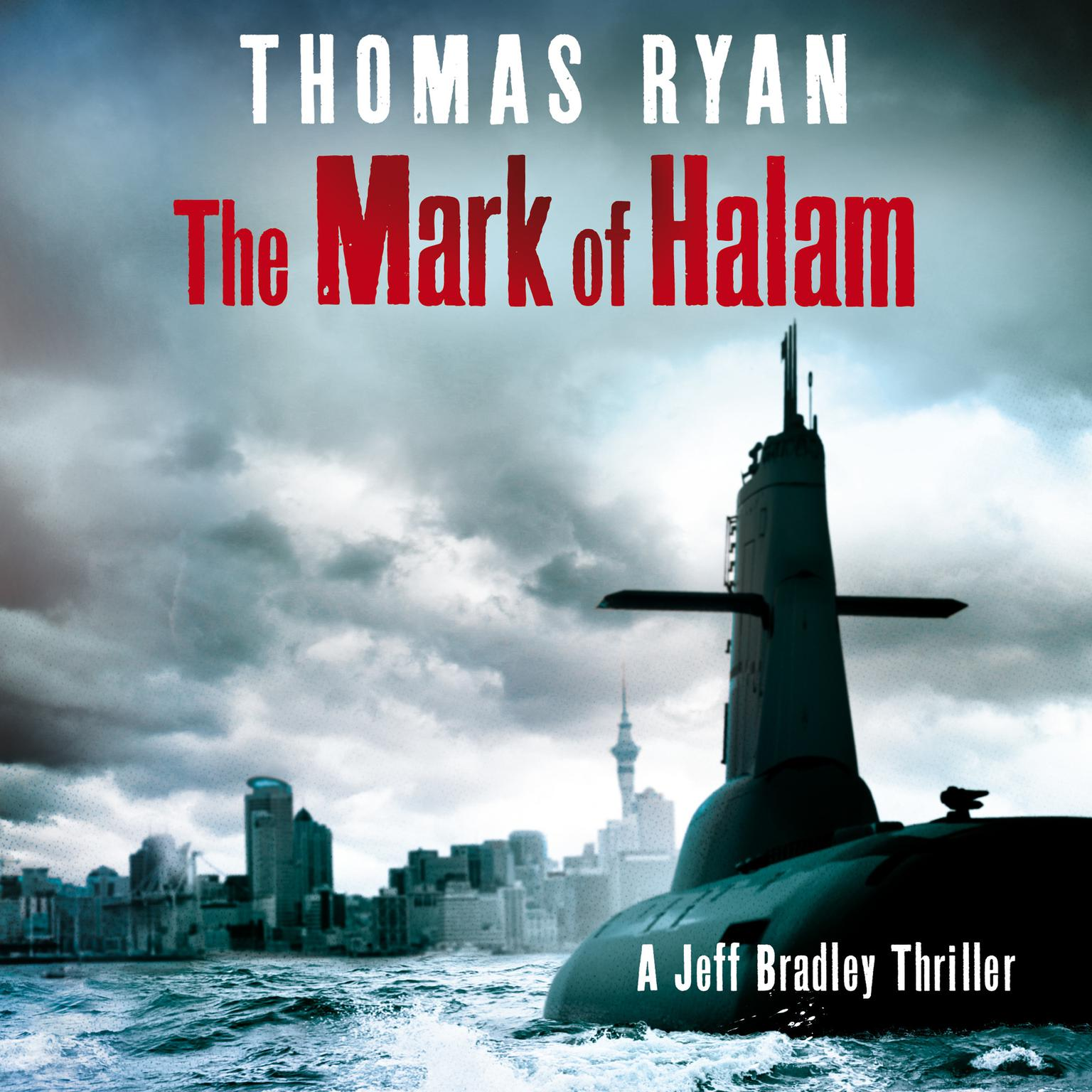 Printable The Mark of Halam Audiobook Cover Art