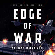 Edge of War Audiobook, by Anthony Melchiorri