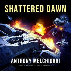 Shattered Dawn Audiobook, by Anthony J. Melchiorri