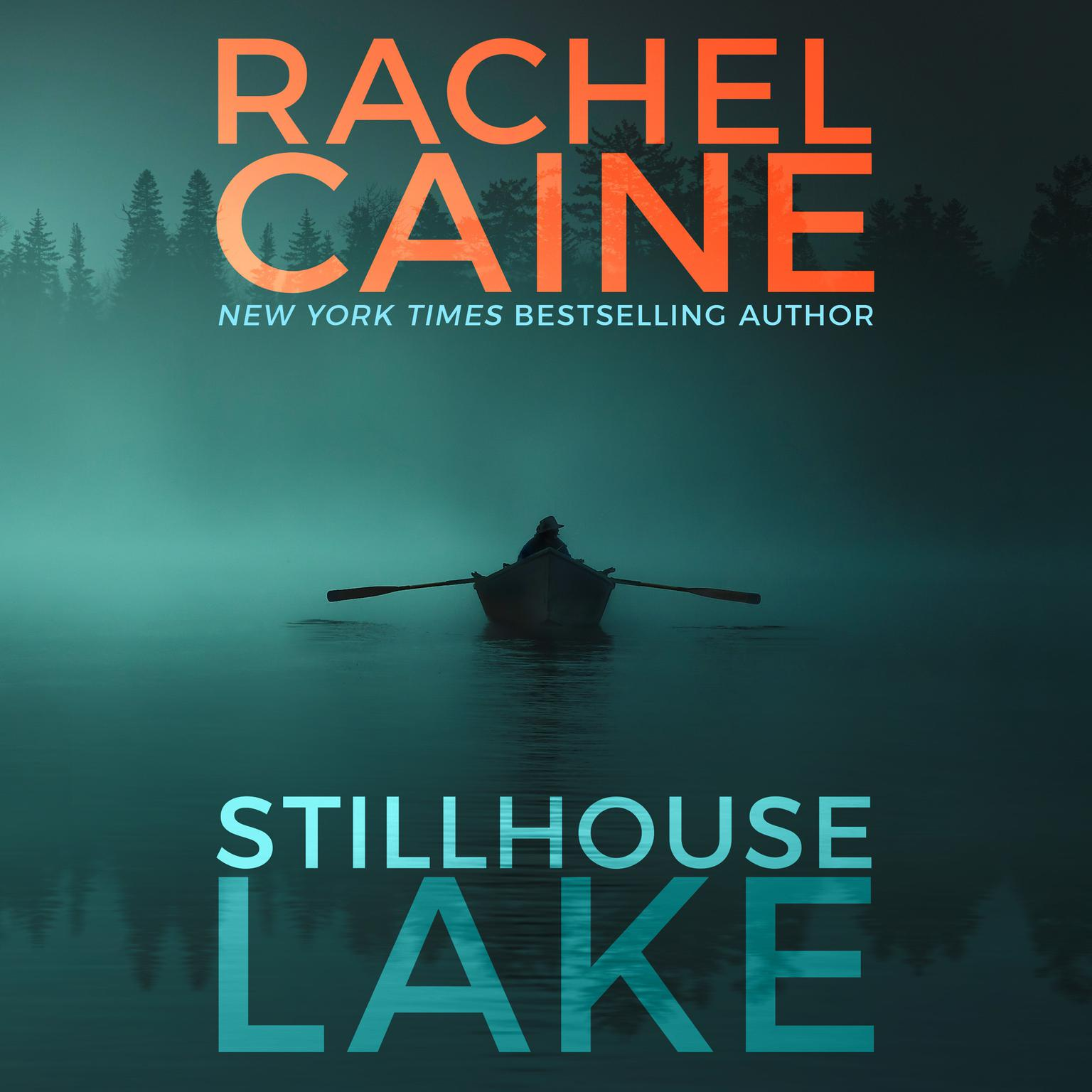 Printable Stillhouse Lake Audiobook Cover Art