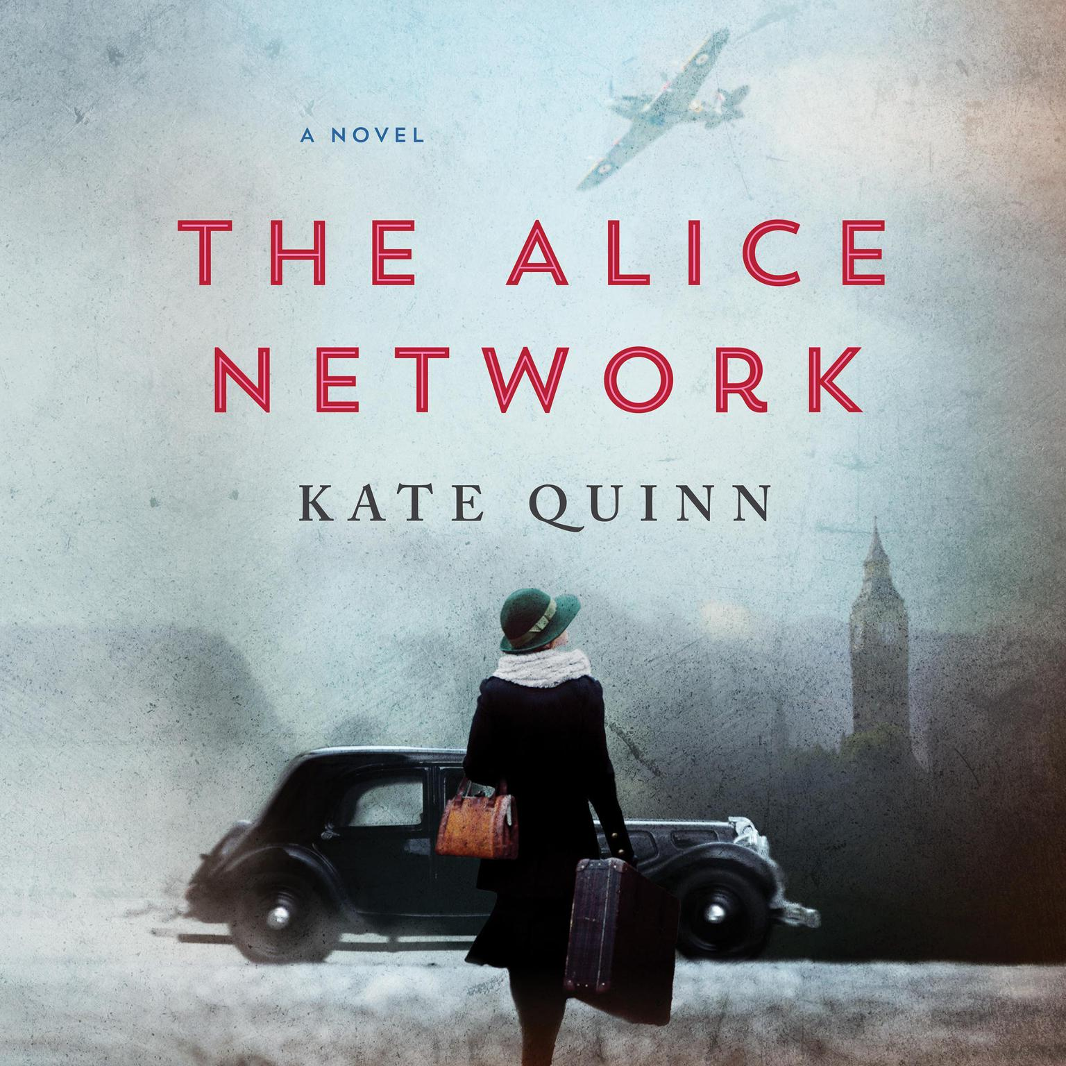 Printable The Alice Network: A Novel Audiobook Cover Art