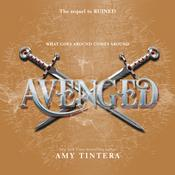 Avenged Audiobook, by Amy Tintera