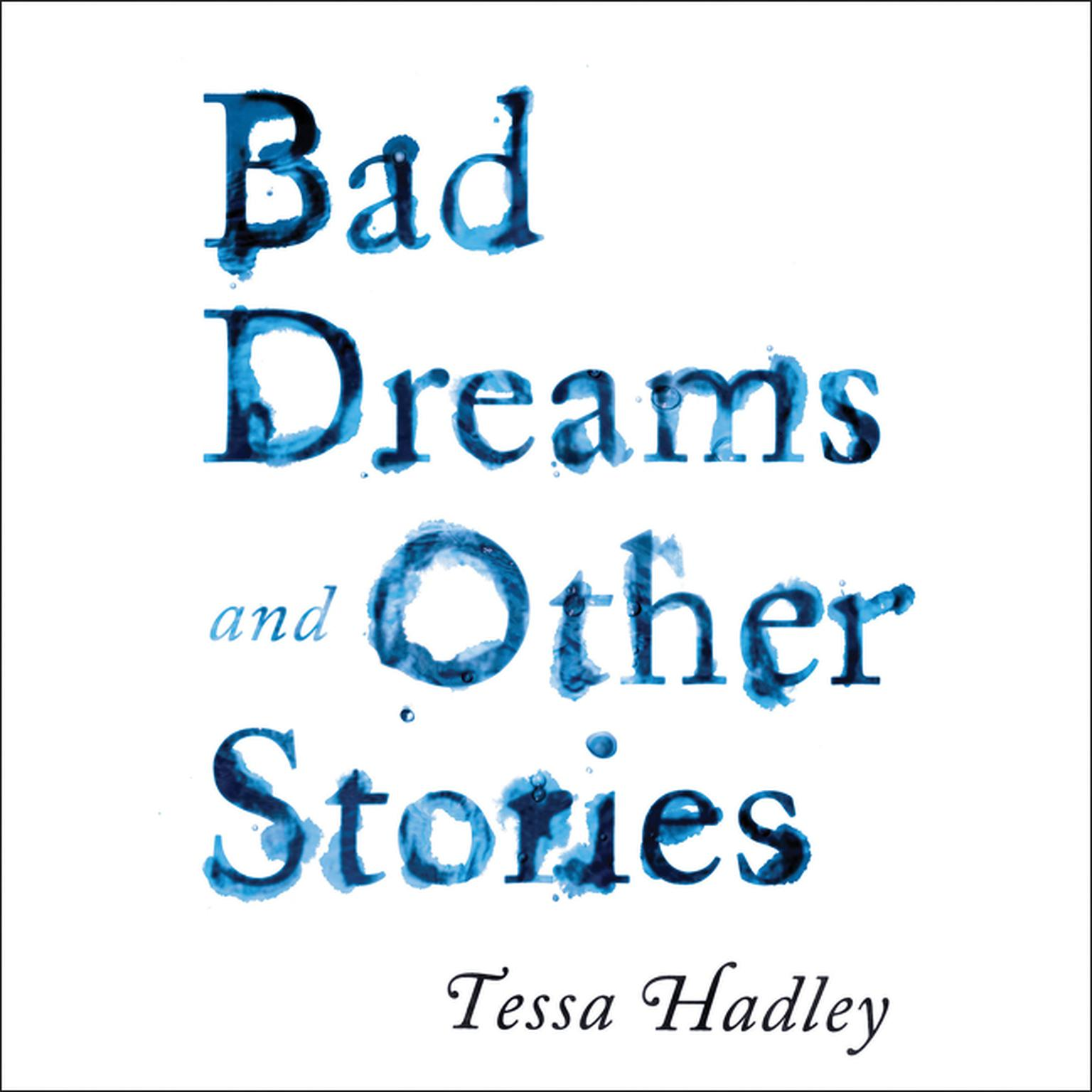 Printable Bad Dreams and Other Stories Audiobook Cover Art