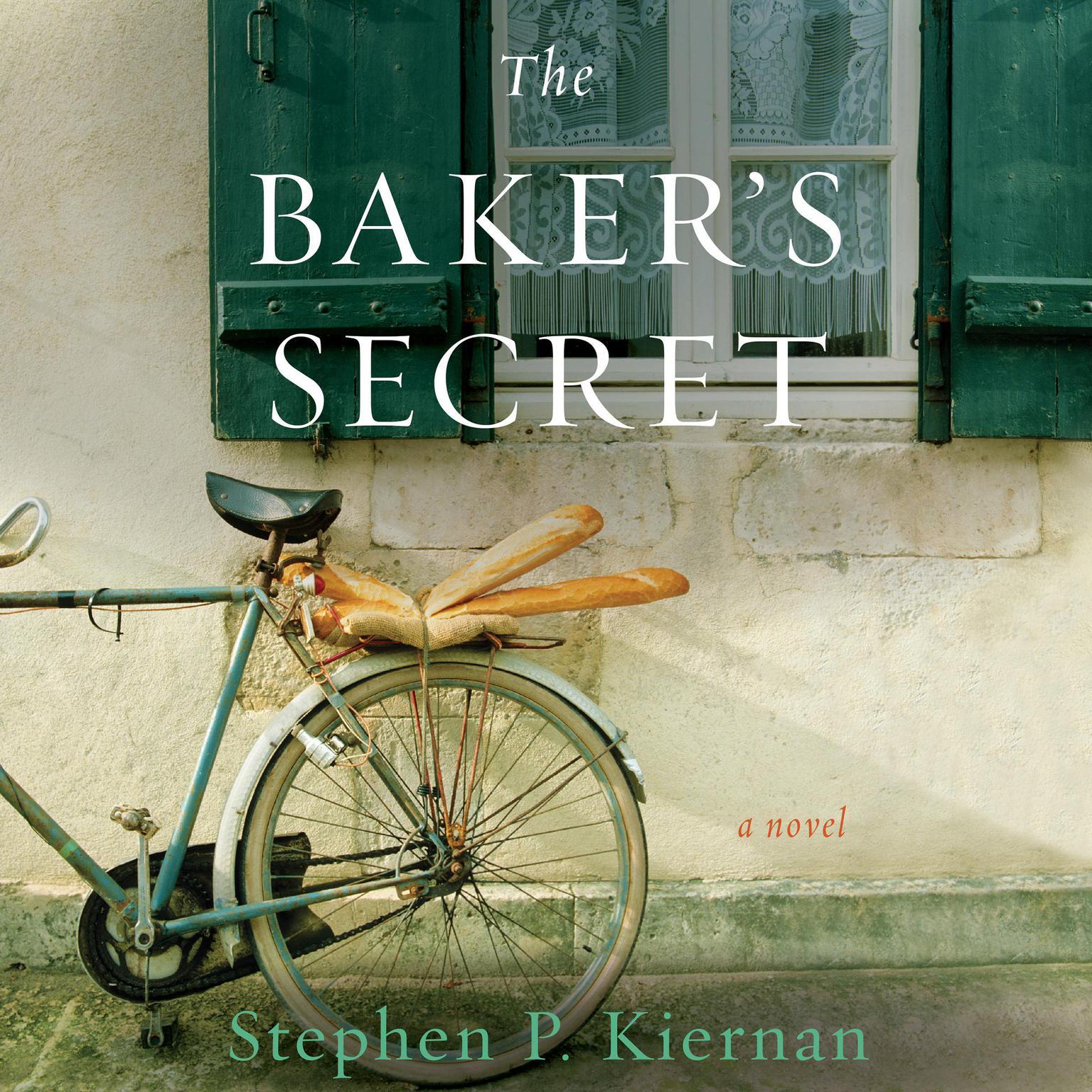 Printable The Baker's Secret: A Novel Audiobook Cover Art