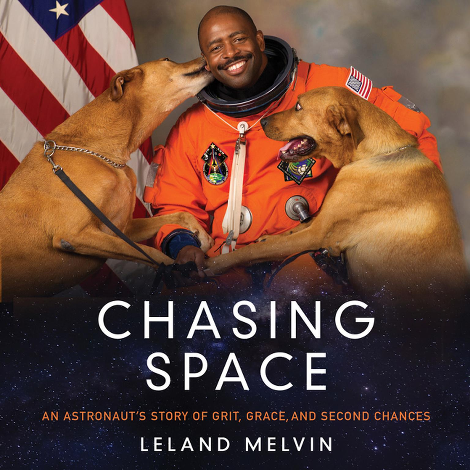 Printable Chasing Space: An Astronaut's Story of Grit, Grace, and Second Chances Audiobook Cover Art