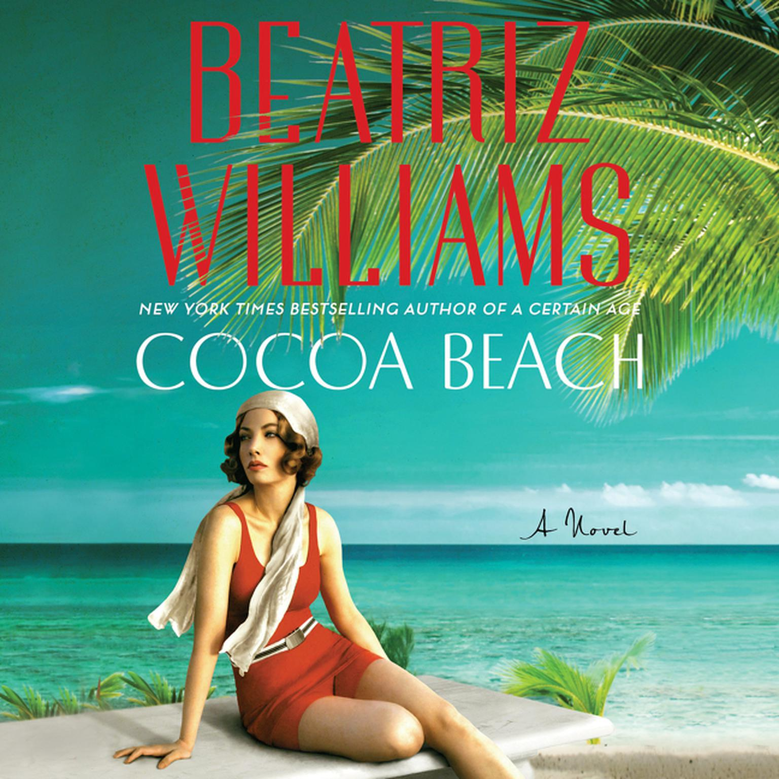 Printable Cocoa Beach: A Novel Audiobook Cover Art