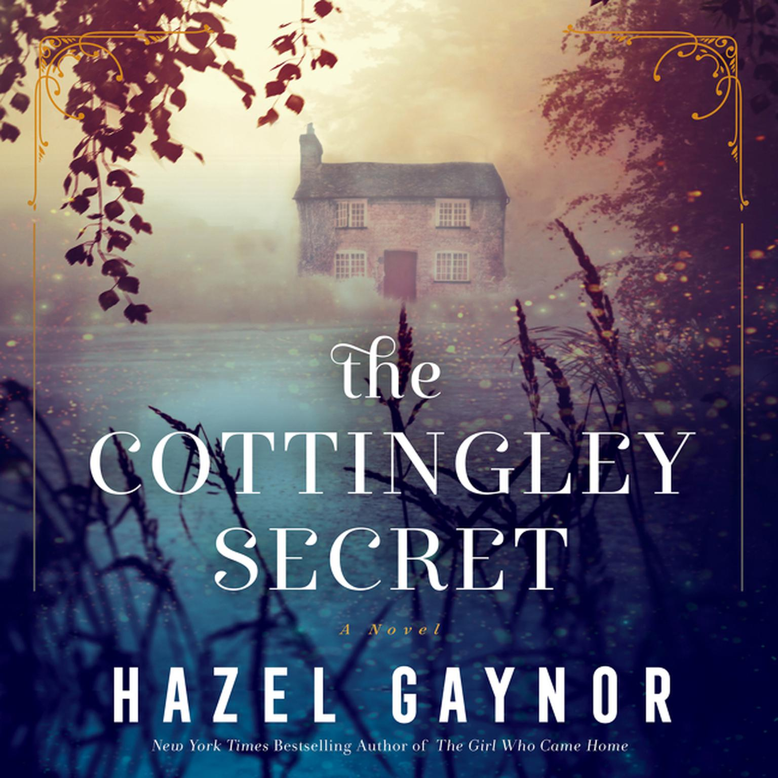 Printable The Cottingley Secret: A Novel Audiobook Cover Art