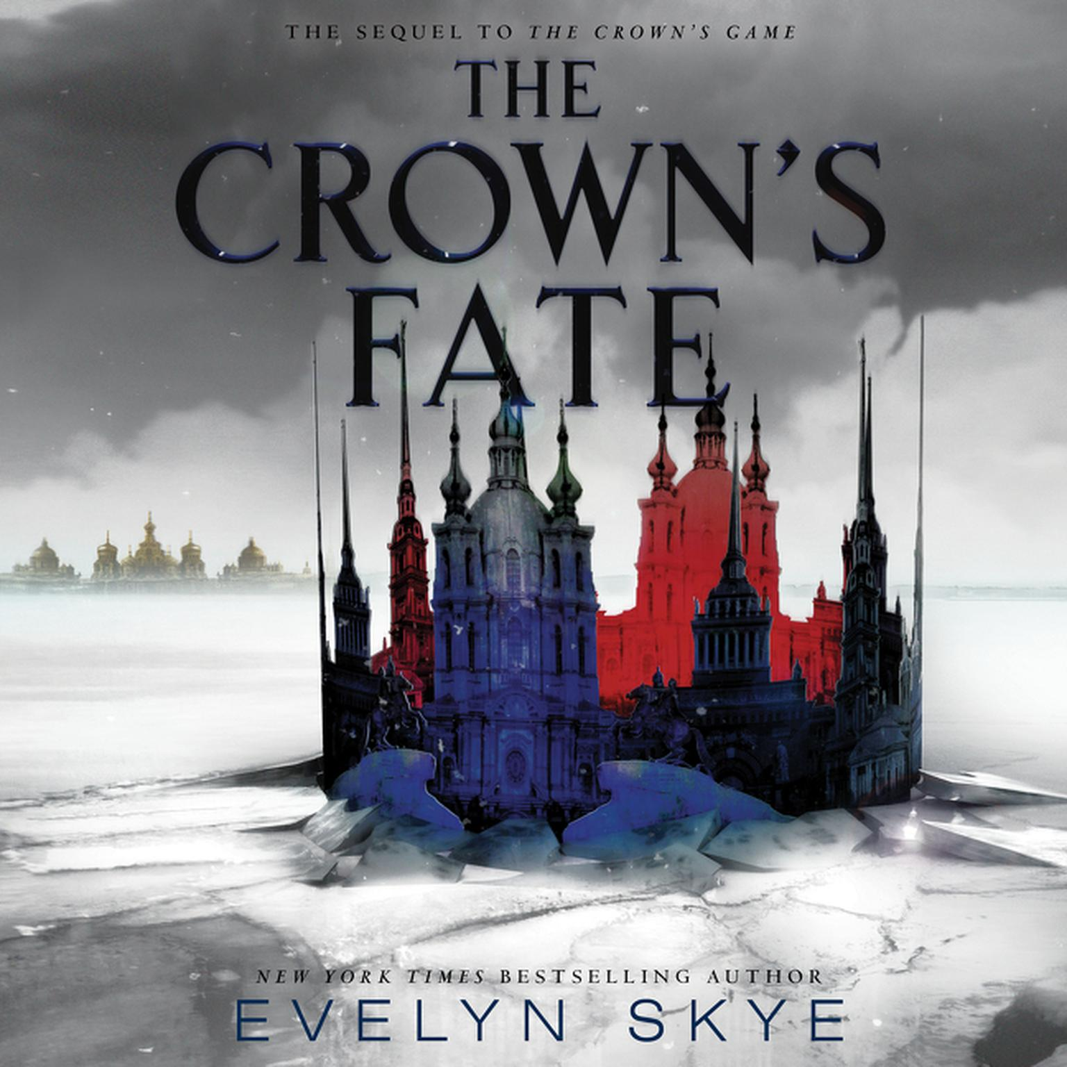 Printable The Crown's Fate Audiobook Cover Art